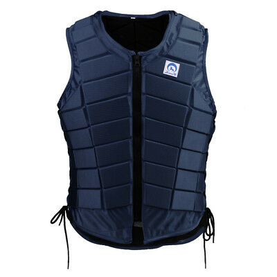 Equestrian Protective Gear Horse Riding Vest Safety Jacket Body Protection