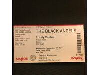 "The Black Angels ""ticket"""