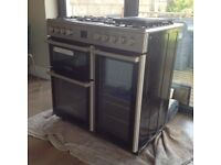 Range Cooker: Leisure HAP5000 - Stainless Steel