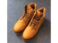 Brand new mens Wrangler boots. UK size 11 but more like a 12. RRP £65. Leather.