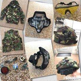 Quality Army Items