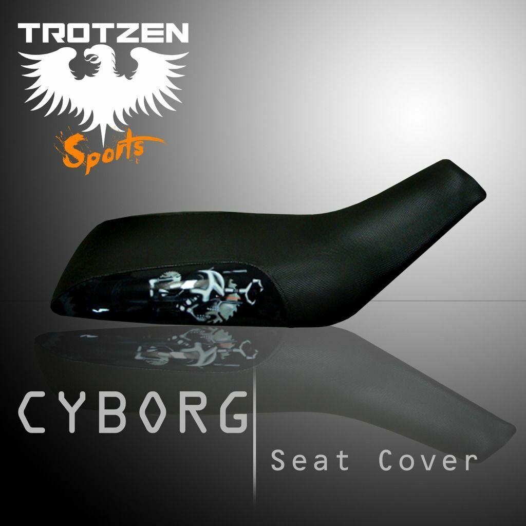Cyborg Atv Seat Cover
