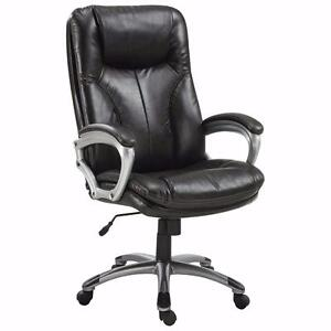 Thomasville Big & Tall Manager & Executive Chair 43502 - Chestnut  – Brand New
