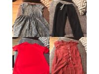 Huge bundle of girls clothes age 7 and 7-8
