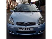 Toyota Yaris Blue 1.0l 3 Door Hatchback 2004 £1495