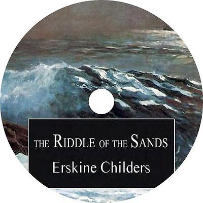 The Riddle of the Sands, Erskine Childers Spy Adventure Audiobook on 1 MP3