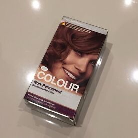 Boots Non-Permanent Hair Colour - Very Light Brown - Brand New