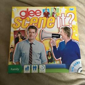 Glee board game