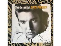 Elvis Presley The Essential Vinyl