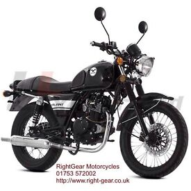 *Brand New* 66 plate Lexmoto Valiant 125 learner. Warranty, Delivery, Part-ex 18-11