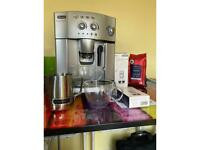 Delonghi Bean to Cup Espresso & Cappuccino Machine