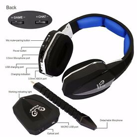 NEW EasySMX Gaming Headset wireless