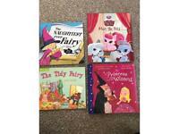 Fairy/princess book bundle