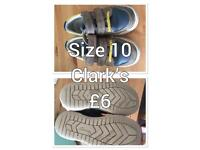 Clark's shoes