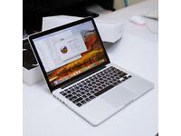 "Macbook Pro retina 13"" 2014 . i5 - 8GB - 256 GB . Final cut , Logic Pro"