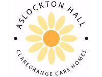 NURSE REQUIRED ***STAFF ACCOMMODATION AVAILABLE*** ASLOCKTON HALL. EXCELLENT PACKAGE. APPLY TODAY