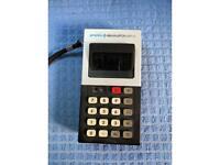 1970s Remington calculator 661-D