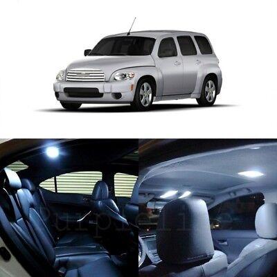 11 x Ultra White LED Interior Light Kit For 2006   2011 Chevy HHR + TOOL