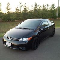 2008 HONDA CIVIC ( ONLY 89000 km)