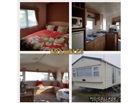 Caravan for hire trecco bay porthcawl