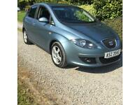 Dec 2004 Seat Altea 2.0tdi sport