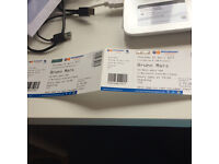 Bruno Mars standing tickets @t Motorpoint Arena, Nottingham on April 27th 2017
