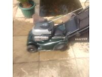 HAYTER 41 ,,top of the range model ,SELF DRIVE ELECTIC START SERVICED