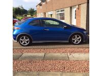 Honda Civic Type S, Good Condition and drives perfectly, 87500 miles, £3250 ono.