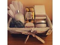 Mother days spa hamper basket