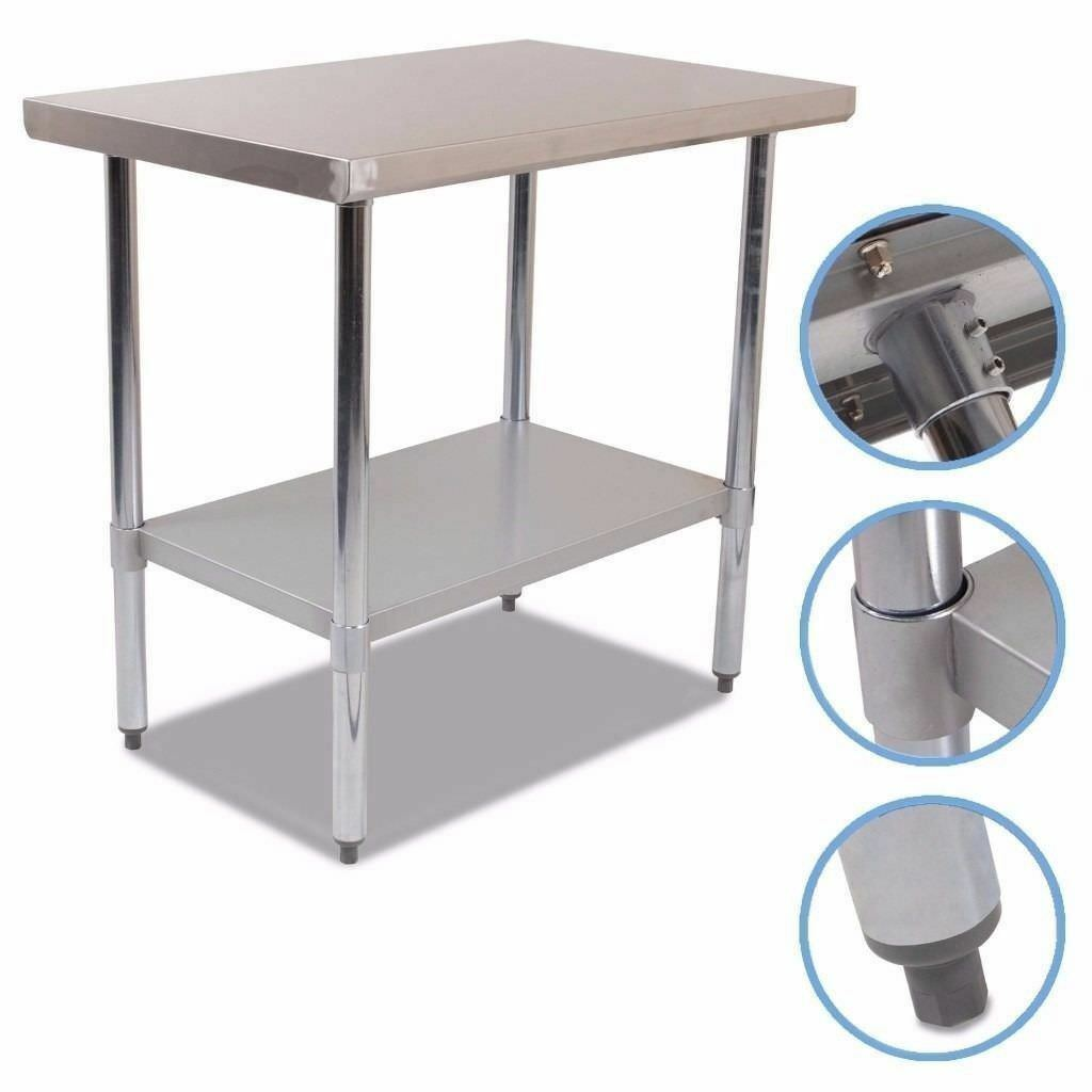 Awesome Stainless Steel Commercial Work Bench Kitchen Catering Table 900Mm In Manor Park London Gumtree Onthecornerstone Fun Painted Chair Ideas Images Onthecornerstoneorg