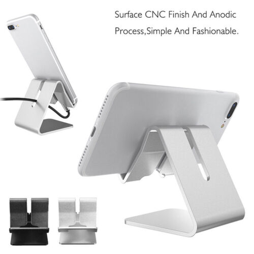 Aluminum Universal Desktop Desk Stand Holder Mount For Cell