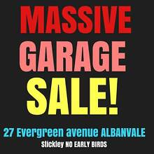 fabulous GARAGE SALE! Albanvale Brimbank Area Preview