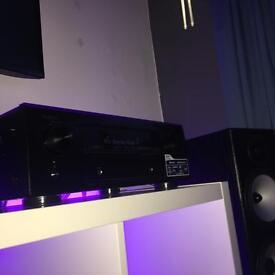 Denon AVR-X520BT AV Receiver - Like New!