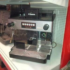 Used Espresso Machines