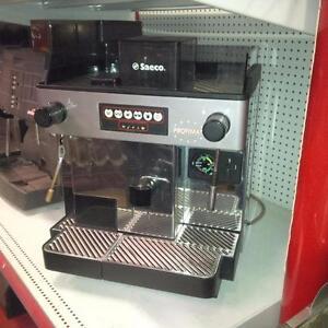 Used Espresso Machines