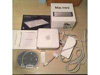 Mac Mini A1283 with Original Box and Accessories