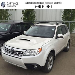2012 Subaru Forester 2.5XT Limited (A4)