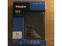 1TB Maxtor hardrive never been opened