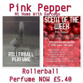 Rollerball Perfume - Sale item now £5.40