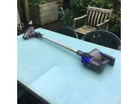 Dyson cordless vacuum cleaner for spare parts