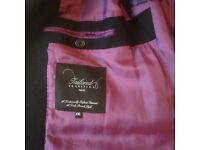 LOVELY TRADITIONAL TAILORED CROMBIE SIZE XXL