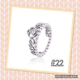 Pandora inspired rings xx