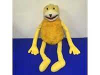 """Collectable Large 23"""" Levi`s FLAT ERIC soft toy by Vivid Imagination - 1999"""