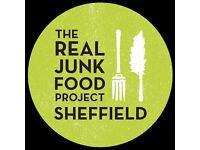 Chefs required at The Real Junk Food Project Sheffield - FT/PT £8.45 p.h.