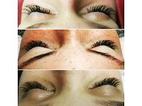 Eyelash extension by Lina