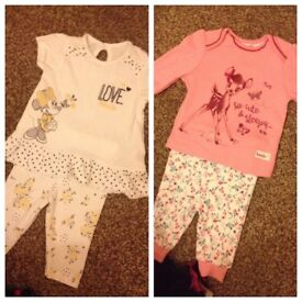 Baby girl 0-3 month clothes Delivery available