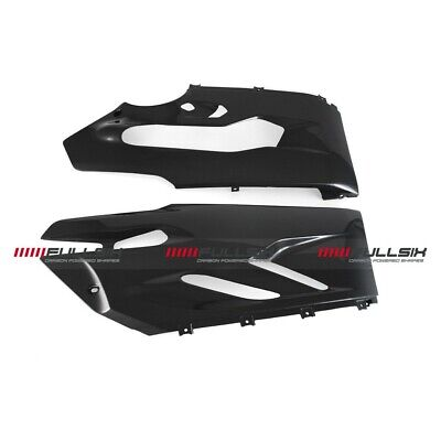 Fullsix Ducati 959 Panigale V2 Carbon Fibre Belly Pan EU Version - Gloss