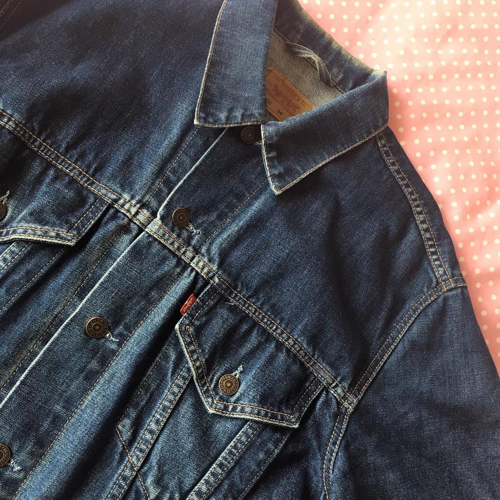 Levi's Denim Jacket (XL)