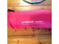 Phil&Teds travel cot