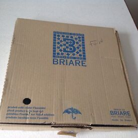 Email de Briare French mosaic tiles 5 sheets different colours